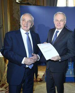 Martin Malvy et Jean-Marc Ayrault
