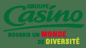 Logo du groupe Casino partenaire de Sites & Cités